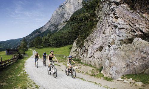 Bikeverleih im Ötztal