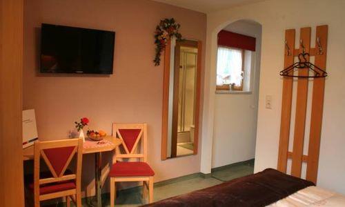 Doppelzimmer Alpenrose