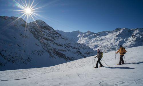 Schneeschuhwandern im Ötztal