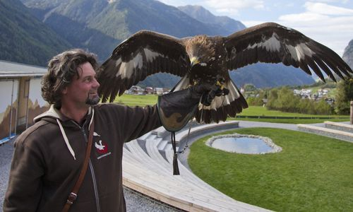 Greifvogelpark Umhausen