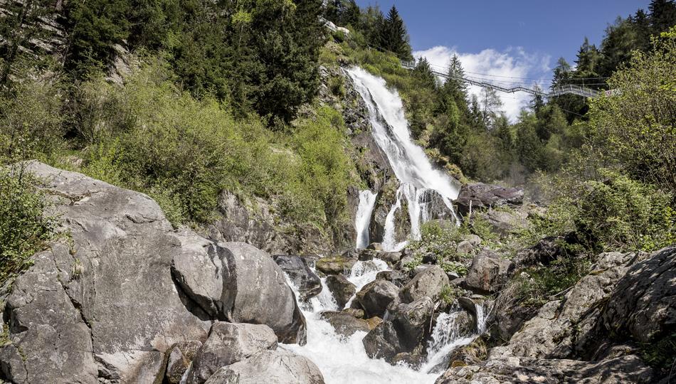 Klettersteig Stuibenfall : Stuibenfall klettersteig ideal für familien klettersteige